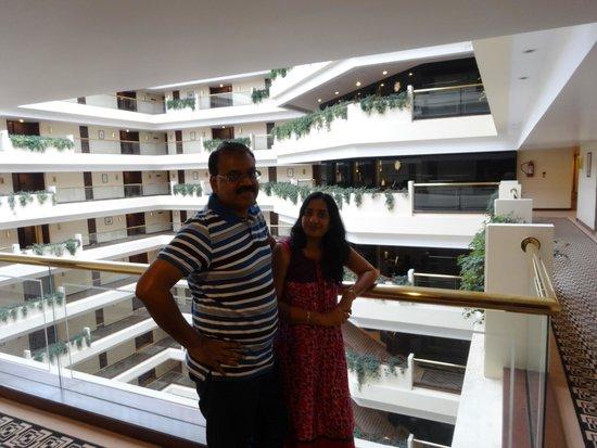 The Oberoi, Mumbai: Great Lobby @ day