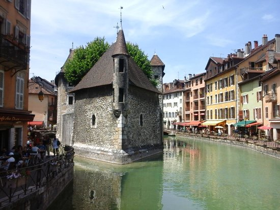 Lac d'Annecy : Annecy