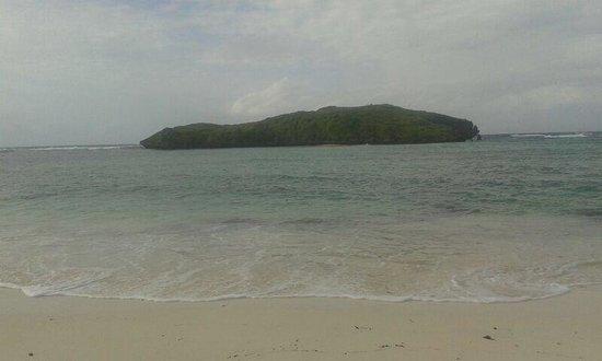 Seven Islands Resort : in spiaggia al 7 island con Giordy