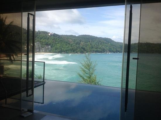 Impiana Private Villas Kata Noi: view from the lounge