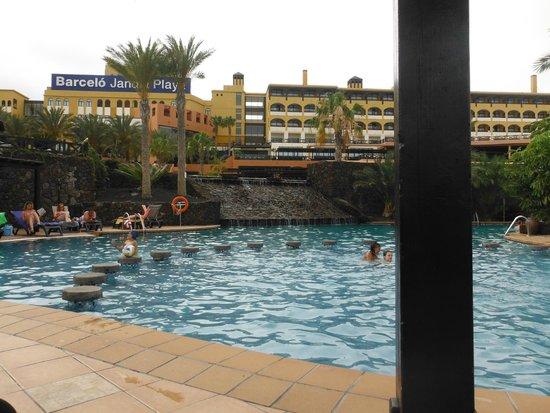 Occidental Jandia Playa: piscina tranquilita