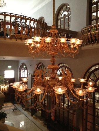 The St. Regis Florence: lights