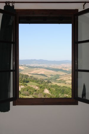 Belmonte Vacanze: View from bedroom