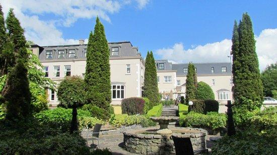 Anner Hotel: Hotel Gardens