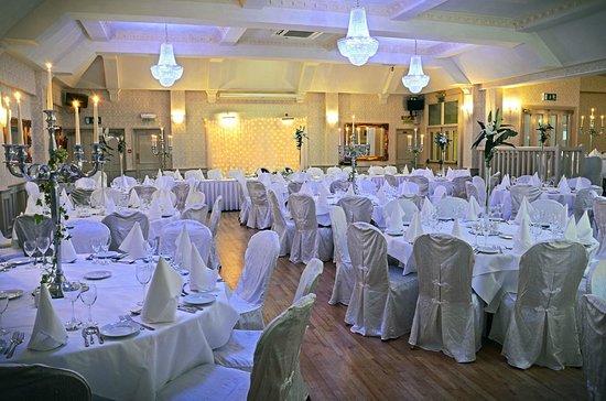 Anner Hotel: Ballroom