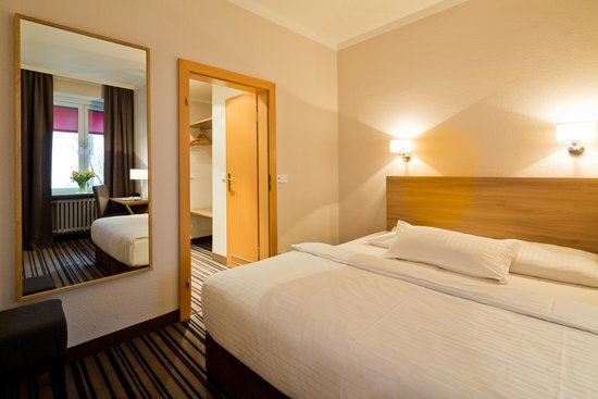 Hotel Stachus: Doppelzimmer
