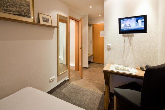 Hotel Stachus: Einzelzimmer