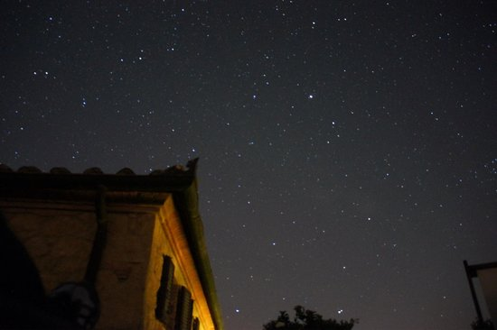 Terre di Nano: Gorgeous starry nights