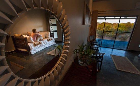Bushveld Terrace Hotel & Guest House: Stunning bush view
