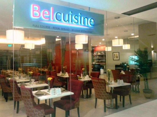 bel cuisine alabang