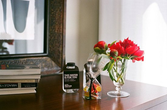 Hotel Pulitzer: Welcome Pack