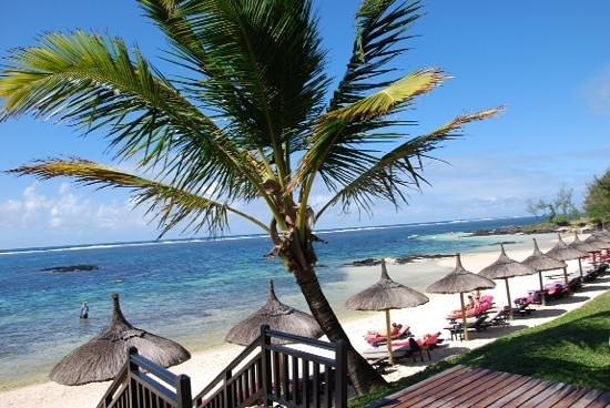 VClub Valtur Le Flamboyant : spiaggia club