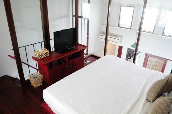 Red Ginger Chic Resort: Comfy room