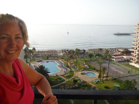 Sol Timor Apartamentos: Great view