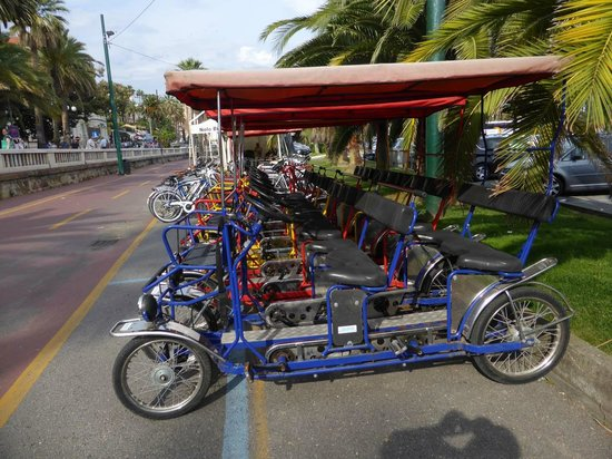 Pista Ciclabile della Riviera Ligure