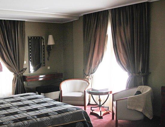 Piraeus Theoxenia Hotel: la chambre