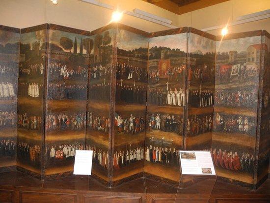 Musee du Vieil Aix: Складная диорама