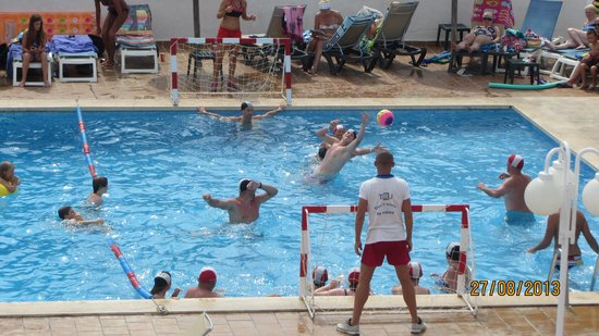 Barcelo Ponent Playa : Водное поло