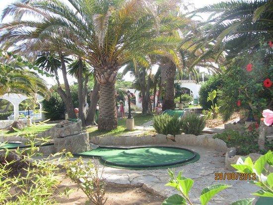 Barcelo Ponent Playa : Мини Голф