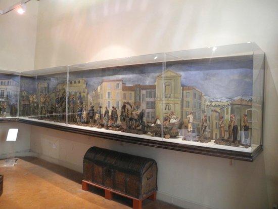 Musee du Vieil Aix: Наборы марионеток
