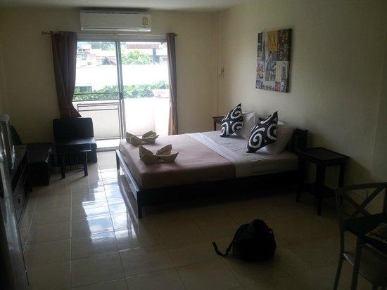 Na Inn : room