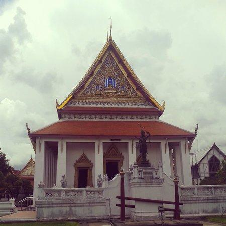 The National Museum Bangkok: Buddhaisavharn throne hall