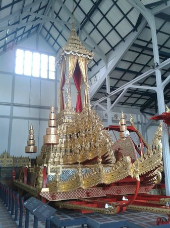 The National Museum Bangkok: One of The Royal Chariot