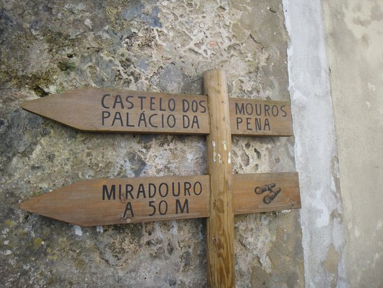 Castle of the Moors : cmouros1