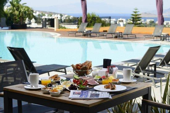 Ramada Resort Bodrum: Breakfast