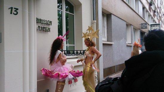 Pavillon Nation: festival
