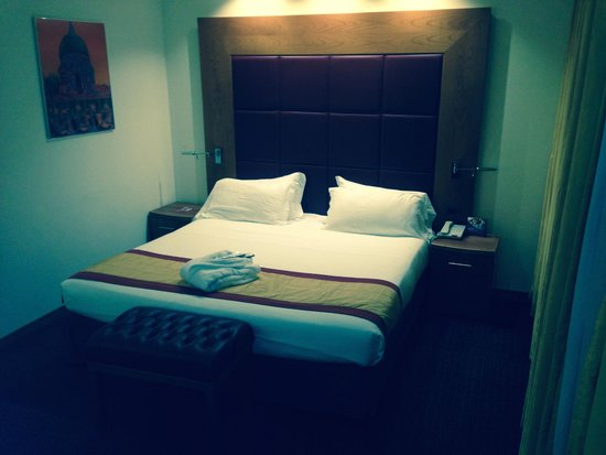 Crowne Plaza Venice East-Quarto d'Altino: good bed