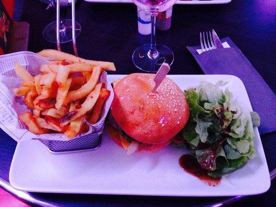 L'Eliandre Burger Bar : Burger