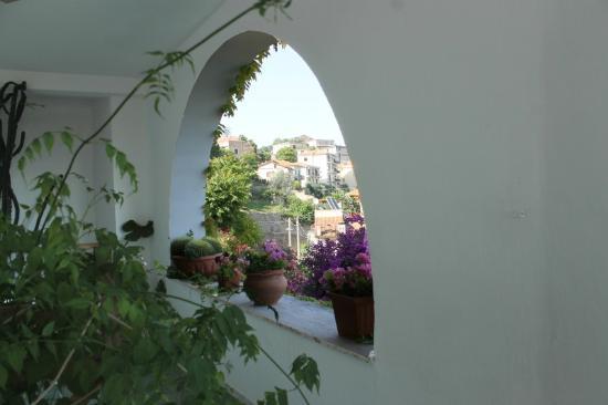 Albergo Il Castello: Terrace