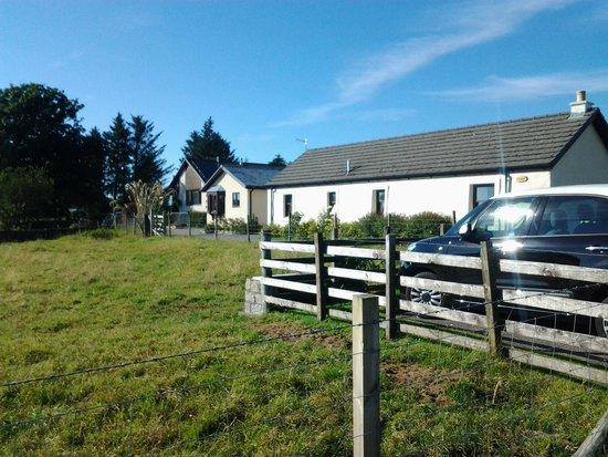 Hawthorn Cottages: Casa exterior
