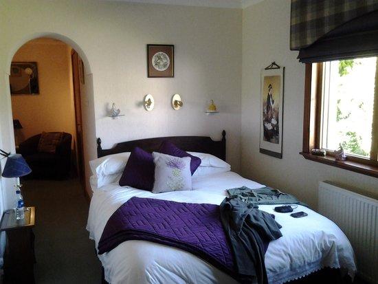 Hawthorn Cottages: Habitacion