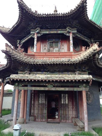 Choijin Lama Temple Museum: One of the many temples within the complex