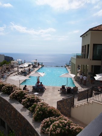 Jumeirah Port Soller Hotel & Spa: Adults only infinity pool