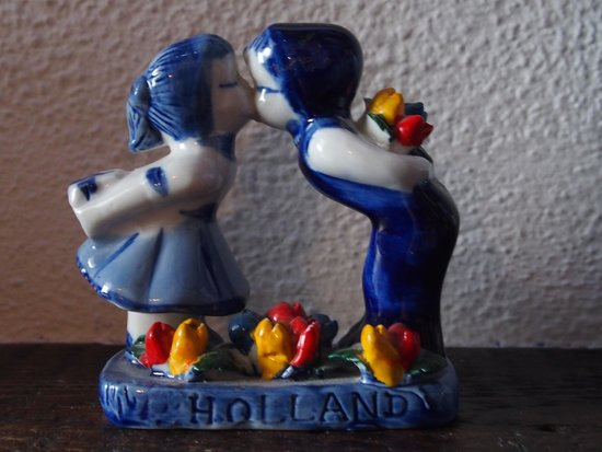 Tulip of Amsterdam B&B: Nice holland decoration