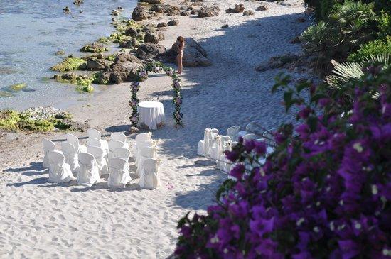 Matrimonio Simbolico In Spiaggia : L hotel dei pini ad alghero in sardegna bild von