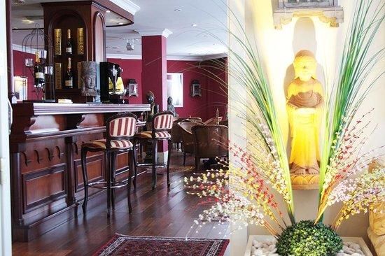 Hotel Palacio Villa de Alarcón & Spa: Pub-cafetería