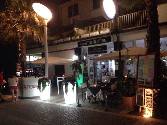 Marina di Cecina, Italy: Hotel Mediterraneo