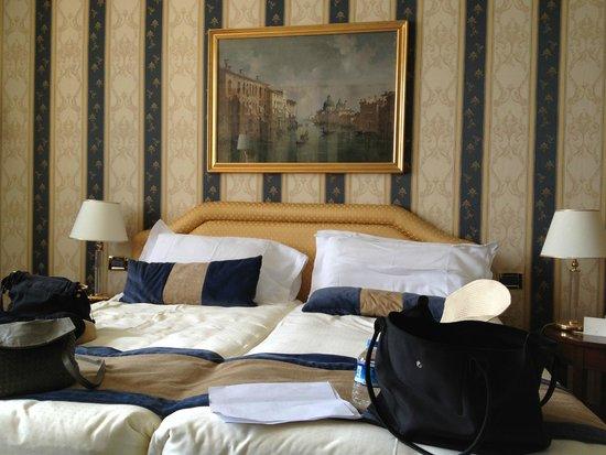 Hotel Londra Palace : just arrived