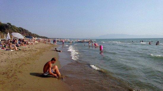 Camping Village Voltoncino: spiaggia