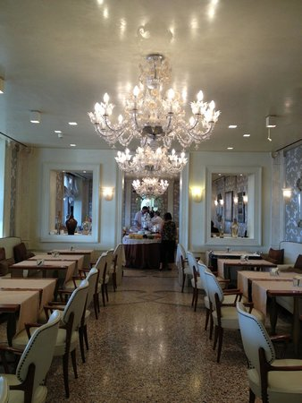 Hotel Londra Palace : dining room
