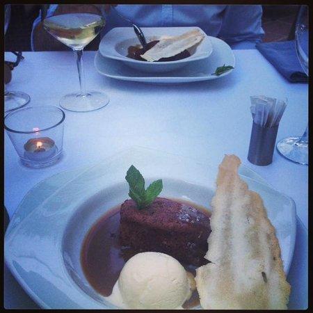 Hermosa : Sticky Toffee Pudding = BEST YET