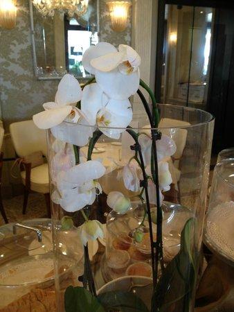 Hotel Londra Palace : flowers