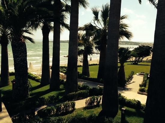 Boyalik Beach Hotel & Spa Cesme: Havuzdan Denize Bakış...