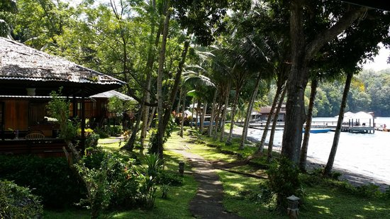 Kungkungan Bay Resort: KBR