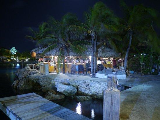 Lions Dive & Beach Resort Curacao: Restaurant Hemingway