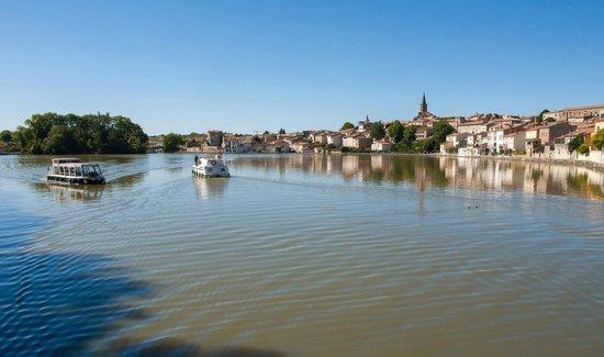 Canal du Midi à Castelnaudary